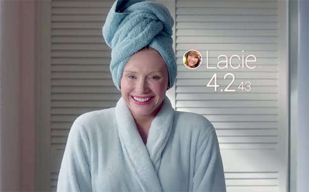 lacie black mirror marketing