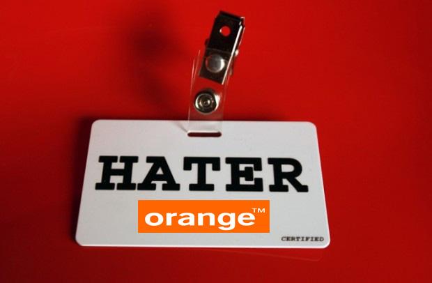 Embajador Hater, o cómo Orange la pifió con su política de recontratación