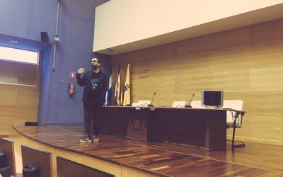 Conferencias en las universidades de Cádiz y Tarragona
