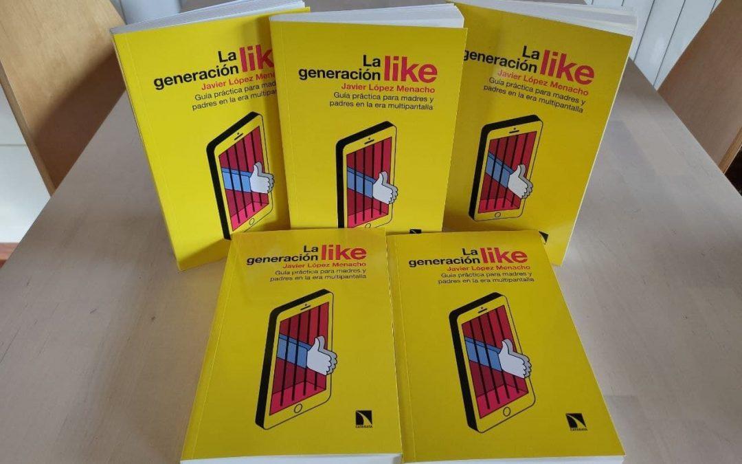 Ya en librerías mi último ensayo: La Generación Like